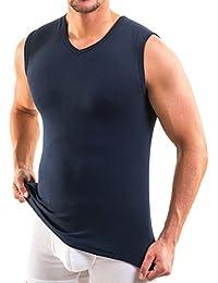 f4a4347b4df347 Suchergebnis auf Amazon.de für: Blau - Unterhemden / Unterwäsche ...