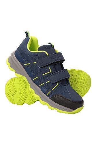 Mountain Warehouse Zapatillas Cannonball para niños - Zapatillas para niños para Cualquier época...