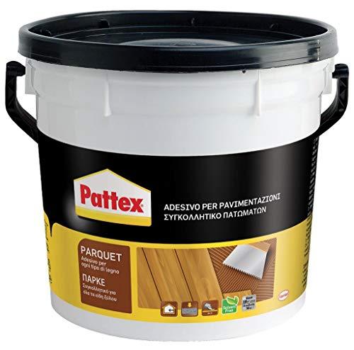 Pattex colla x parquet kg. 5 cartomatica confezione da 1pz