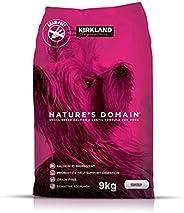 Kirkland Signature Nature's Domain Small Breed Dog Food, Salmon & Lentil Formula 20 Lb. (9 Kg), Brown,