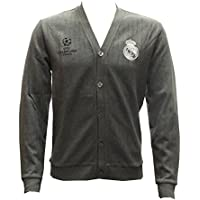 UEFA Champions League Windbreaker Jacke in schwarz Unbekannt Real Madrid Gr/ö/ße S