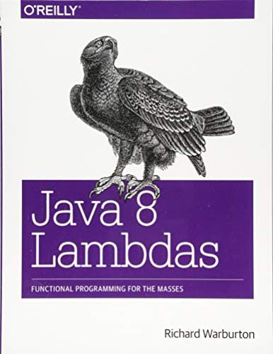Java 8 Lambdas Cover Image