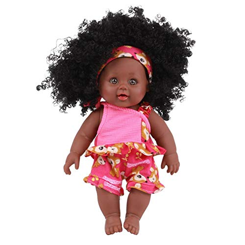 e Mädchenpuppen Lebensechte 12 zoll Baby Puppen Perfekt für Kinder Urlaub und geburtstagsgeschenk ()