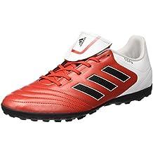 adidas Ace Tango 17.3 in J, Chaussures de Football en Salle Mixte Enfant - Rouge - Rouge (Rojsol/Negbas/Narsol), 28 EU