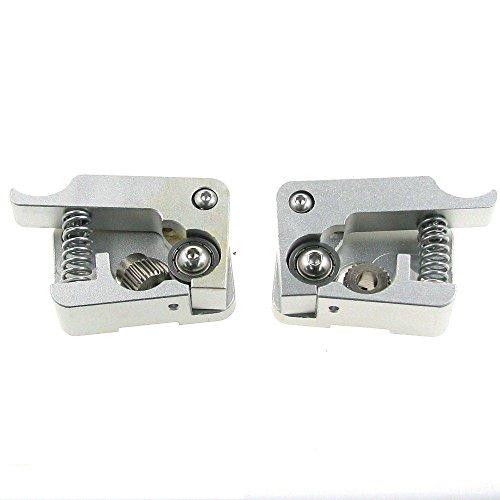MK10imprimante 3d MakerBot Replicator 2extrudeuse, mise à niveau Édition Entièrement métallique extrudeuse (gauche + droite direction Version)