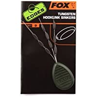 Fox Edges Tungsten Hooklink Sinkers by Fox Int