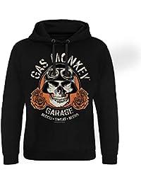 Sweat à Capuche Gas Monkey Licensed Men s Epic Hoodie Kustom Skull 1cbc27d4809