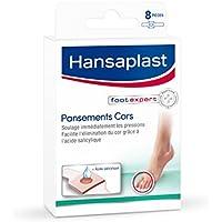 Hansaplast Hühneraugen-Pflaster, mit Salicylsäure, Set mit 8 Stück preisvergleich bei billige-tabletten.eu
