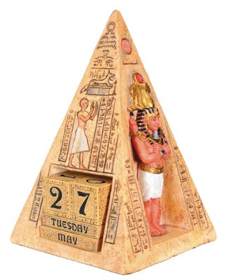 stealstreet Antike Ägyptische Pharaoh 's Kalender Sammlerstück -