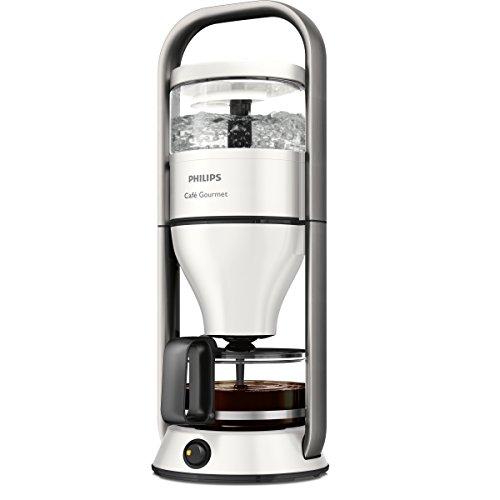 Philips HD5408/10 Cafetière Blanc