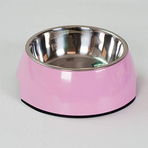 All For Paws Comederos Para Gatos 300 Ml Color Rosa