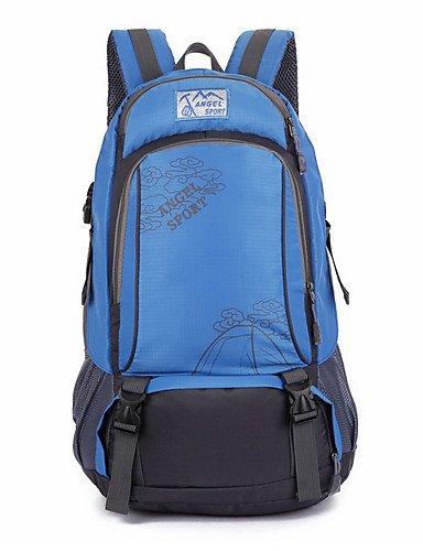 HWB/ 40 L Wasserdichte Dry Bag Camping & Wandern Draußen Wasserdicht / Kompakt andere Nylon / Wasserdichtes Material Blue