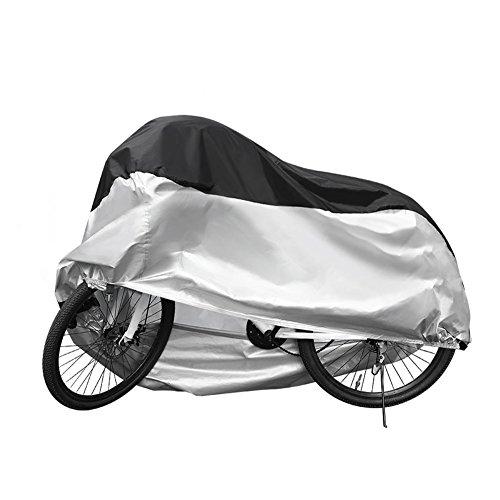 Ghb 190t telo copribici copertura per bicicletta for Telo copribici amazon
