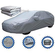 Stariso - Car Covers SCC2P - Funda Impermeable para Coche de 2 Capas, Forro de