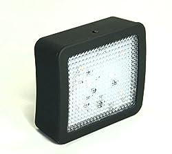 LED TV-Imitator Fernseh-Attrappe Anwesendheits-Simulator als Einbrecherabschreckung TV-Dummy Anwesenheitssimulator Anwesenheits-Simulator Fernsehsimulator Einrecher-Schutz