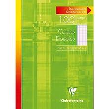 Copies Doubles Non Perforees S/Etui 21x29,7 100p Seyes (Prodotti per ufficio)