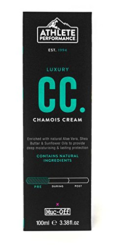 Muc Off Sitzcreme Luxury Chamois Creme 100ml Pfegemittel, schwarz, 100 ml -