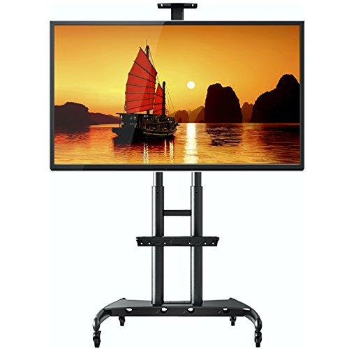 NB AVA1800-70-1P - El soporte móvil de suelo para pantallas LCD, LED...