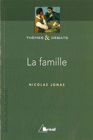 La famille par Nicolas Jonas