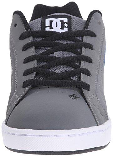 DC NET3BK Herren Sneakers Grey/Black/Blue