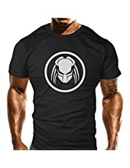 NEW Sport pour Femme–Predator Training Top–Sport–Bodybuilding Casual Coupe ample Top–Funny