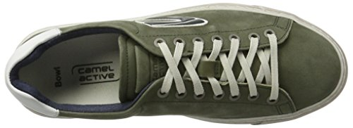 camel active Herren Bowl 22 Low-Top Blau (army/white 02)