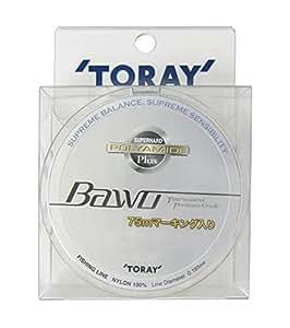 Toray Bawo Polyamide Plus 4lb 150m (75m Marking). by Toray