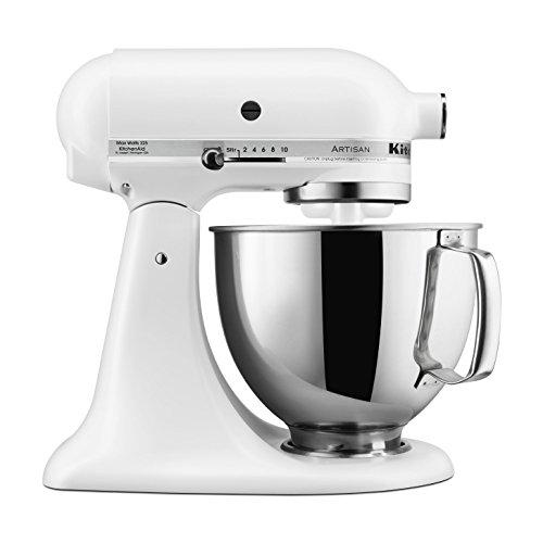 KitchenAid Artisan 5ksm150p sefw Bianco Opaco