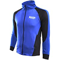 Boxeur Des Rues Serie Fight Activewear, Felpa Uomo, Royal, M