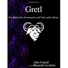 Gretl - Gnu Regression, Econometrics and Time-series Library by Allin Cottrell (2016-03-14)