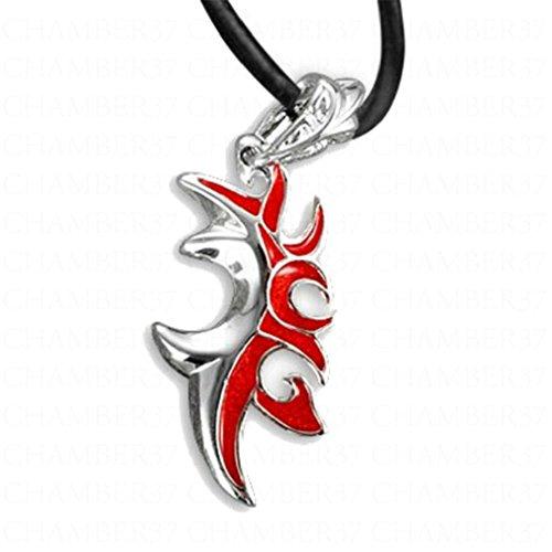 ChAmBer37 Lederhalsband hängende Kettenhalskette Legolas Herr der Ringe Prinz Legolas Elfen -Fanartikel (Der Herr Der Ringe Elfe)