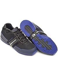 Sneakers Yamamoto Y3 Mujer Tejido Verde Mimético, Negro y Blue Navy BOOSTS77939NGTCARBLACK Verde 44 2/3EU
