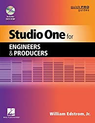 Studio One For Engineers And Producers (Quick Pro Guides) (Quick Pro Guides (Hal Leonard)) by William Edstrom Jr. (2013-02-01)