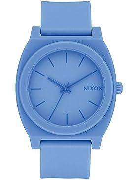 Nixon Unisex-Armbanduhr Analog Quarz Plastik A1192286