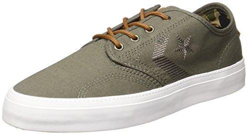 Converse Zakim Ox Uomo Sneaker Grigio Grigio