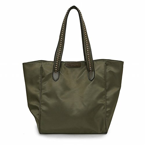 Big bag Hit farbe damen Schulter tasche Freizeit Flow Große kapazität tragbare handtaschen Grün