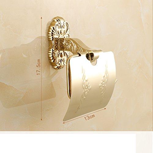 oro-europeo-portarollos-oro-toallero-bano-de-rack-plegable-accesorios-f