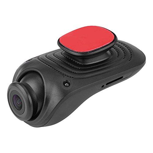 Keenso 1080P HD 160° Weitwinkelobjektiv ADAS USB Auto DVR Kamera Fahren Recorder Parküberwachung Dashcam für Android 4.4 5.1 6.0