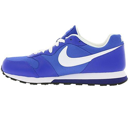 Nike Herren Md Runner 2 (Gs) Laufschuhe Azul (Azul (game royal/white-deep royal blue-black))