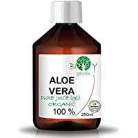 B.O.T Cosmetic & Wellness Gel Zumo de Aloe Vera 99.9 % Puro Ecológico (250 ml)