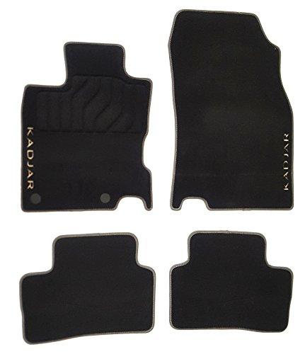 Set Tapis d'origine Renault Kadjar Premium