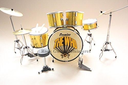 rgm368Keith Moon The Who Drum Kit