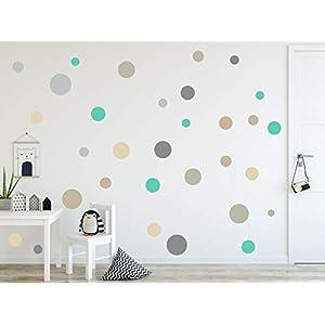 Tapete Grau Punkte Deine Wohnideen De