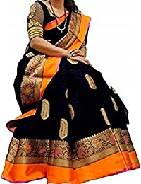 Shyam Export Georgette Saree With Blouse Piece