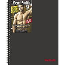 Men's Health 2018 Weekly/Monthly Poly Planner Calendar