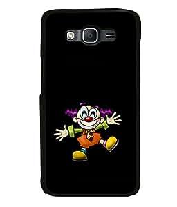 printtech Joker Clown Back Case Cover for Samsung Galaxy On5