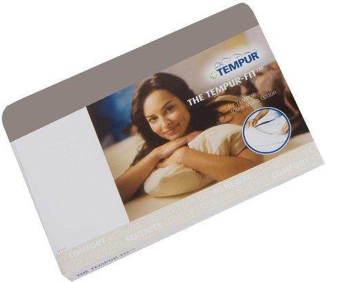 TEMPUR® Jersey-Bezug für SCHLAFKISSEN Sonata S/M schiefer