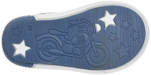 Noël Baby Jungen Mini Maick Krabbelschuhe Blau (Jean) ih6EYacBuv