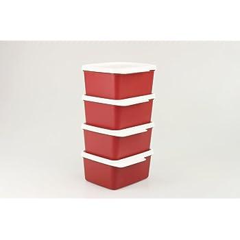 Food Storage Containers Tupperware Nuovo Contenitore Da 1,1 L CaffÈ
