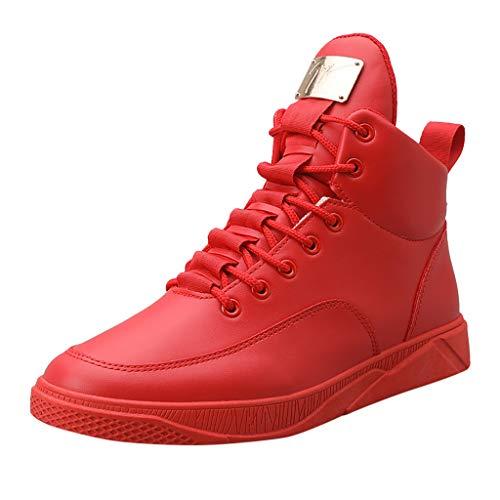 MISSQQScarpe da Uomo Scarpe Casual Eleganti Scarpe da Donna per L'Estate e l'inverno Sneakers Scarpe Sportive